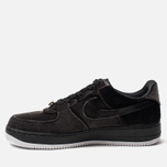 Кроссовки Nike Air Force 1 '07 QS Rose Black/Black/White фото- 1