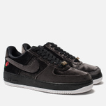 Кроссовки Nike Air Force 1 '07 QS Rose Black/Black/White фото- 2