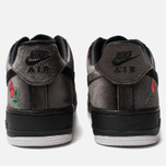 Кроссовки Nike Air Force 1 '07 QS Rose Black/Black/White фото- 4