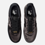 Кроссовки Nike Air Force 1 '07 QS Rose Black/Black/White фото- 5