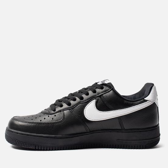 Кроссовки Nike Air Force 1 Low Retro QS Black/White/Black