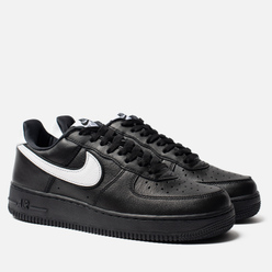 Кроссовки Nike Air Force 1 Low Retro QS Black/White/Black