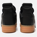Кроссовки Nike Air Force 1 Utility Black/White/Gum Med Brown фото- 3