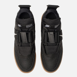 Кроссовки Nike Air Force 1 Utility Black/White/Gum Med Brown фото- 5