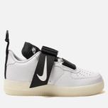 Кроссовки Nike Air Force 1 Utility QS White/Black фото- 0