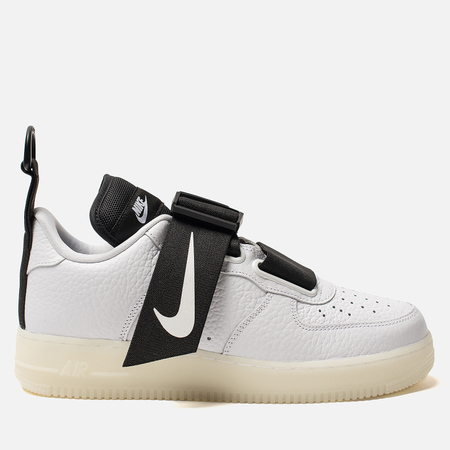 Кроссовки Nike Air Force 1 Utility QS White/Black