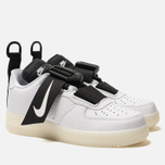 Кроссовки Nike Air Force 1 Utility QS White/Black фото- 2