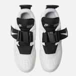 Кроссовки Nike Air Force 1 Utility QS White/Black фото- 5