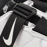 Кроссовки Nike Air Force 1 Utility QS White/Black фото- 6
