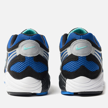 Кроссовки Nike Air Ghost Racer Black/Hyper Jade/Racer Blue/Wolf Grey фото- 3