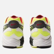Кроссовки Nike Air Ghost Racer White/Atom Red/Neon Yellow/Dark Grey фото- 2