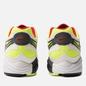 Мужские кроссовки Nike Air Ghost Racer White/Atom Red/Neon Yellow/Dark Grey фото - 2