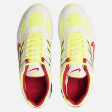 Кроссовки Nike Air Ghost Racer White/Atom Red/Neon Yellow/Dark Grey фото- 1