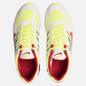 Мужские кроссовки Nike Air Ghost Racer White/Atom Red/Neon Yellow/Dark Grey фото - 1