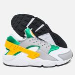 Мужские кроссовки Nike Air Huarache Lucid Green/University Gold/Wolf Grey фото- 2