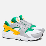 Мужские кроссовки Nike Air Huarache Lucid Green/University Gold/Wolf Grey фото- 1