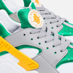Мужские кроссовки Nike Air Huarache Lucid Green/University Gold/Wolf Grey фото- 4