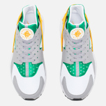 Мужские кроссовки Nike Air Huarache Lucid Green/University Gold/Wolf Grey фото- 5