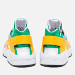 Мужские кроссовки Nike Air Huarache Lucid Green/University Gold/Wolf Grey фото- 3