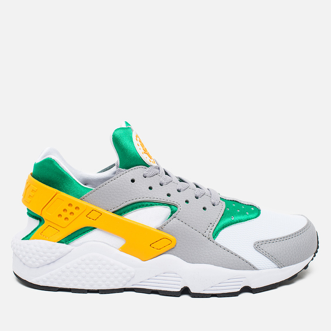 Мужские кроссовки Nike Air Huarache Lucid Green/University Gold/Wolf Grey