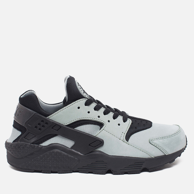 Мужские кроссовки Nike Air Huarache Run Premium Mica Green/Black