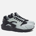 Мужские кроссовки Nike Air Huarache Run Premium Mica Green/Black фото- 1