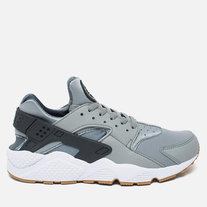 Nike Air Huarache Run Men's Sneakers Shark/Anthracite/Hasta/White