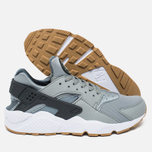 Мужские кроссовки Nike Air Huarache Run Shark/Anthracite/Hasta/White фото- 2