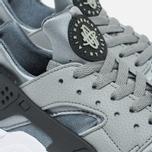 Nike Air Huarache Run Men's Sneakers Shark/Anthracite/Hasta/White photo- 5