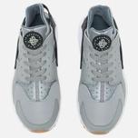 Nike Air Huarache Run Men's Sneakers Shark/Anthracite/Hasta/White photo- 4