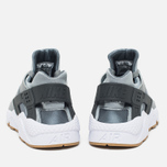 Nike Air Huarache Run Men's Sneakers Shark/Anthracite/Hasta/White photo- 3