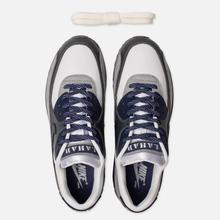 Кроссовки Nike Air Max 90 NRG White/Neutral Indigo/Smoke Grey фото- 1