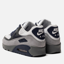 Кроссовки Nike Air Max 90 NRG White/Neutral Indigo/Smoke Grey фото- 2