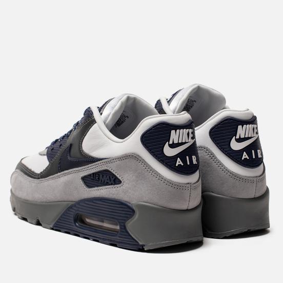 Кроссовки Nike Air Max 90 NRG White/Neutral Indigo/Smoke Grey