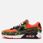 Кроссовки Nike Air Max 90 SP Reverse Duck Camo Infrared/Black фото - 5