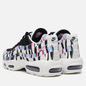 Кроссовки Nike Air Max 95 Country Pack Korea Summit White/Black/Royal Tint/Racer Pink фото - 2