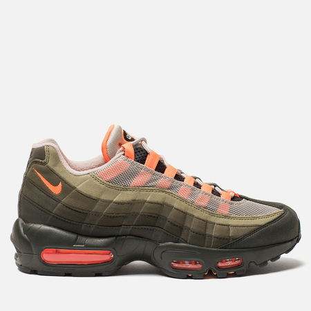 Кроссовки Nike Air Max 95 OG String/Total Orange/Neutral Olive