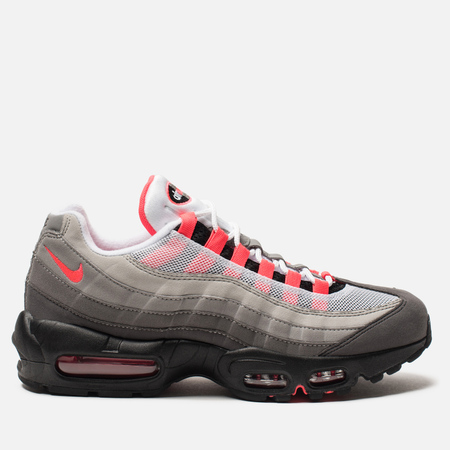 Кроссовки Nike Air Max 95 OG White/Solar Red/Granite/Dust