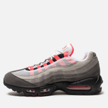 e2fbef0a Кроссовки Nike Air Max 95 OG White/Solar Red/Granite/Dust AT2865-100