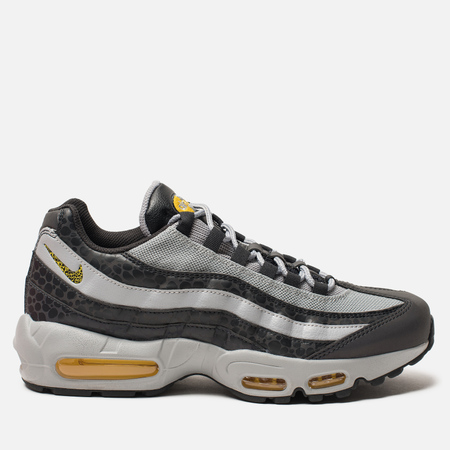 Кроссовки Nike Air Max 95 SE Reflective Off Noir/Amarillo/Wolf Grey