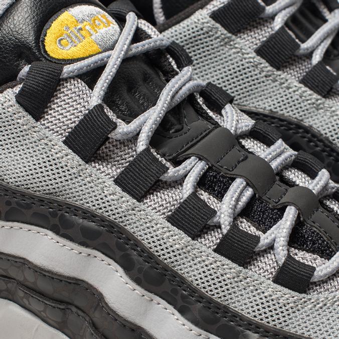 Nike Air Max 95 SE Off NoirAmarillo Wolf Grey BQ6523 001