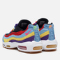 Кроссовки Nike Air Max 95 SP Multi-Color Psychic Blue/Chrome Yellow/White фото - 2