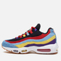 Кроссовки Nike Air Max 95 SP Multi-Color Psychic Blue/Chrome Yellow/White фото - 5