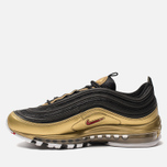 Кроссовки Nike Air Max 97 QS Black/Varsity Red/Metallic Gold/White фото- 1