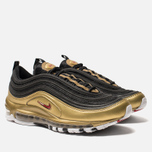 Кроссовки Nike Air Max 97 QS Black/Varsity Red/Metallic Gold/White фото- 2