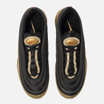 Кроссовки Nike Air Max 97 QS Black/Varsity Red/Metallic Gold/White фото- 5