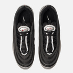 Кроссовки Nike Air Max 97 QS Black/Varsity Red/Metallic Silver/White фото- 3