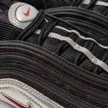 Кроссовки Nike Air Max 97 QS Black/Varsity Red/Metallic Silver/White фото- 6