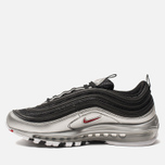 Кроссовки Nike Air Max 97 QS Black/Varsity Red/Metallic Silver/White фото- 1