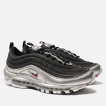 Кроссовки Nike Air Max 97 QS Black/Varsity Red/Metallic Silver/White фото- 2